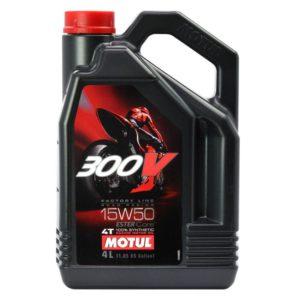 MOTUL 300V 15W50 4T 4L