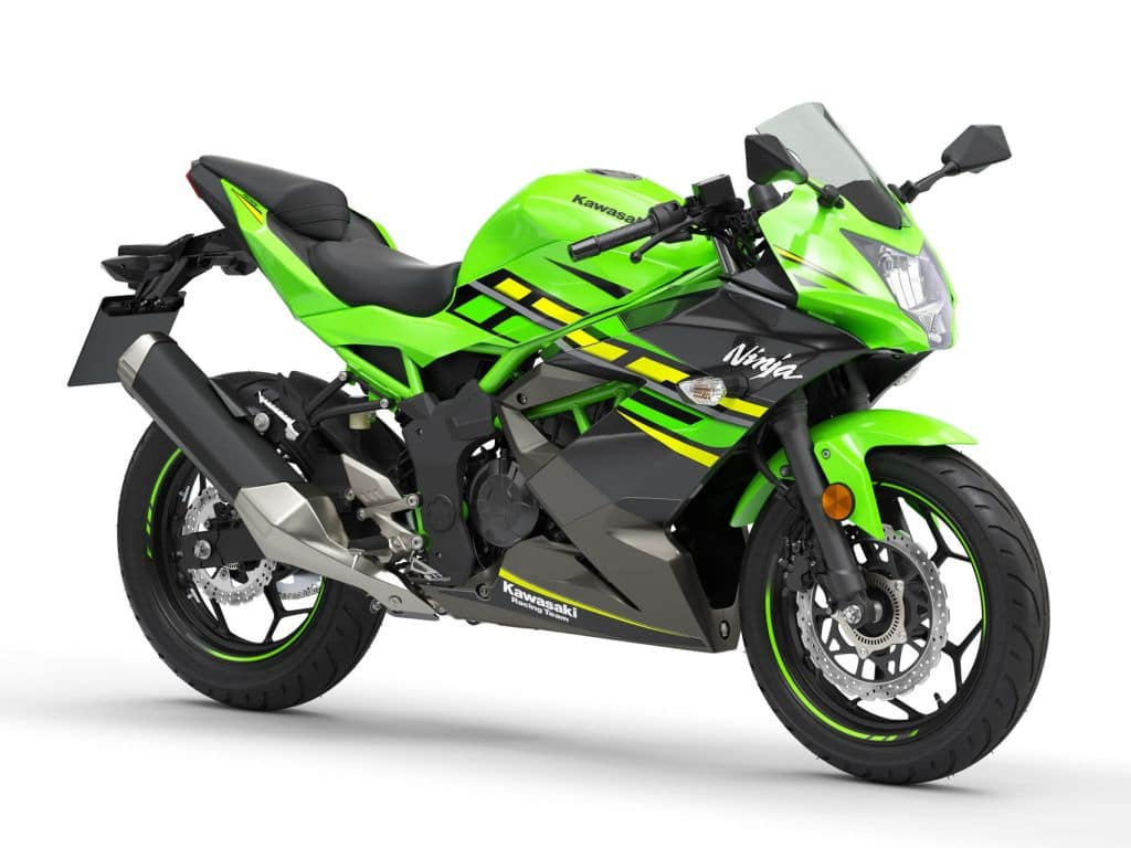 KAWASAKI NINJA 125 - 2Wheels be - One Stop Motorcycle Shop