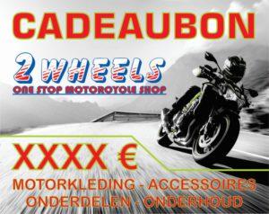 2Wheels Cadeaubon