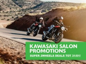 Kawasaki Salon Promotions