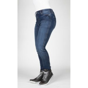 BULL-IT ICONA BLUE SLIM LADY MOTORJEANS