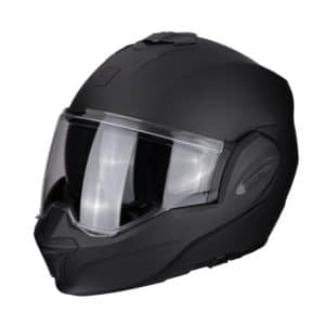 scorpion exo-tech solid motorhelm