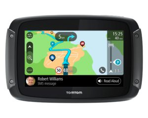 TomTom Rider 550 Worldwide