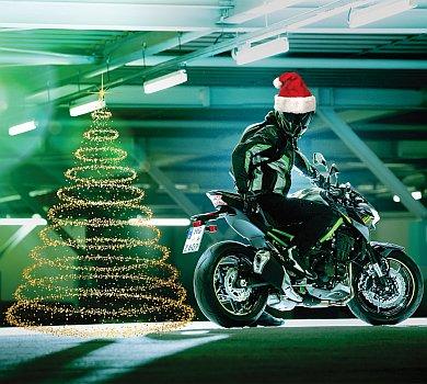 Kawasaki kerst 2019