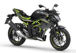 Kawasaki Z125 2020