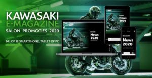 kawasaki 2020 salon promoties