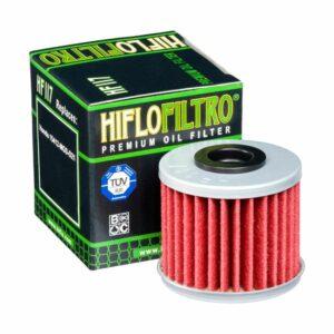 Hiflo HF117 Oliefilter
