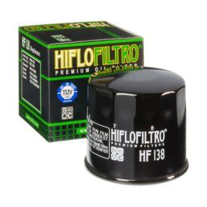 Hiflo HF138 Oliefilter