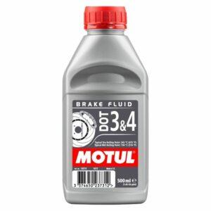 Motul DOT 3&4 remolie 0.5L