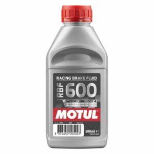 MOTUL RBF600 DOT 4 FACTORY REMOLIE 0.5L