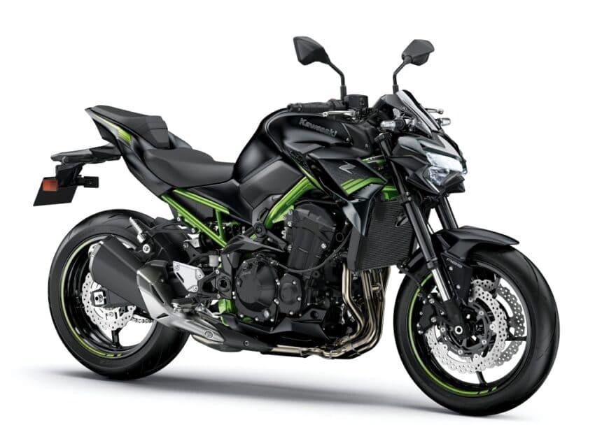 Kawasaki Z900 2021 BK4
