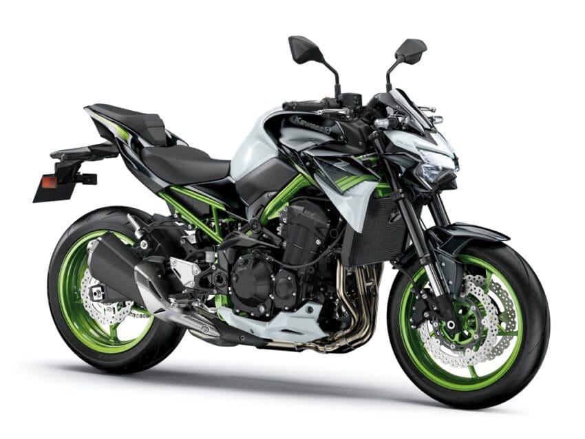 Kawasaki Z900 2021 WT1