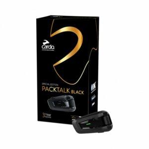 CARDO SCALA RIDER PACKTALK BLACK EDITION