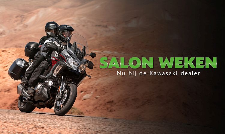 Kawasaki Salon Weken 2021 blog afbeelding