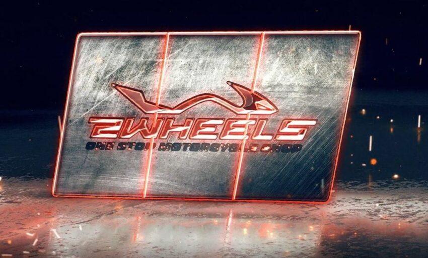 Nieuw 2Wheels Logo