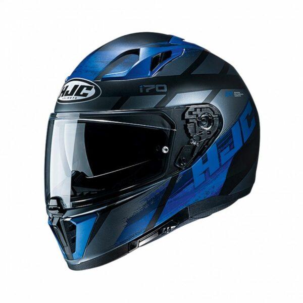 MOTORHELM HJC, I70 REDEN blauw