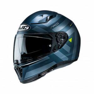 MOTORHELM HJC, I70 WATU blauw