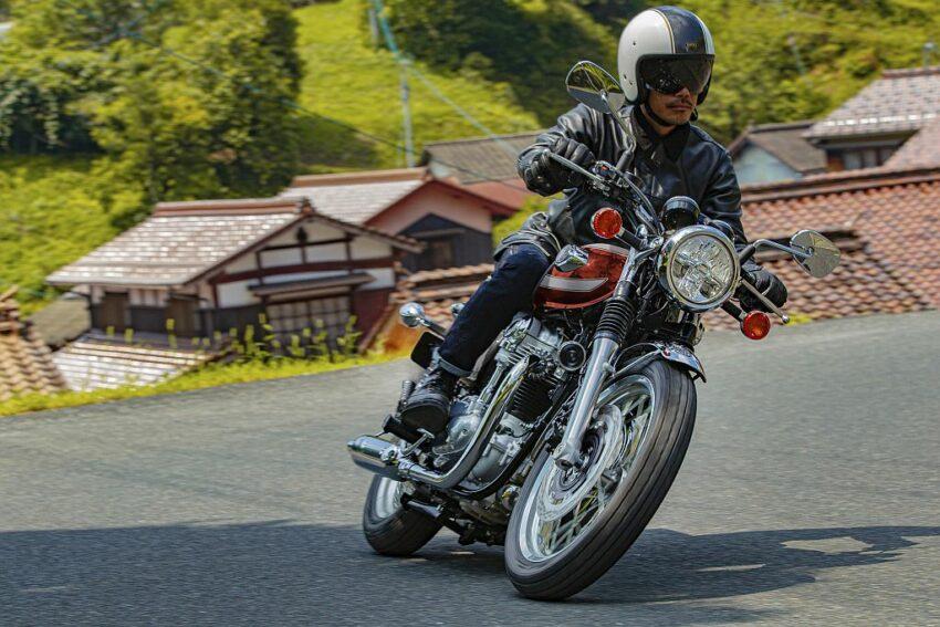 2022 KAWASAKI W800