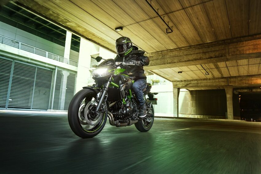 2022 Kawasaki Z650