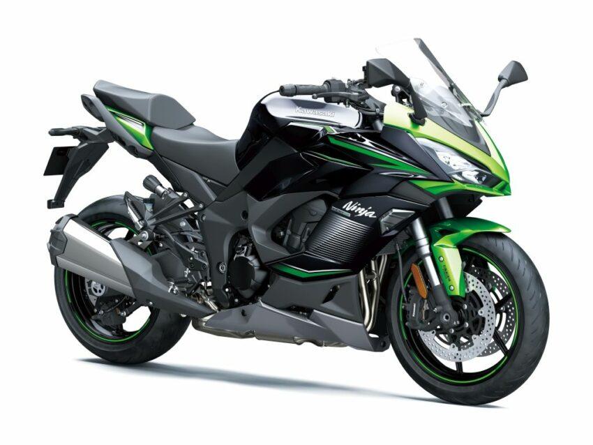 KAWASAKI NINJA 1000SX 2022 03