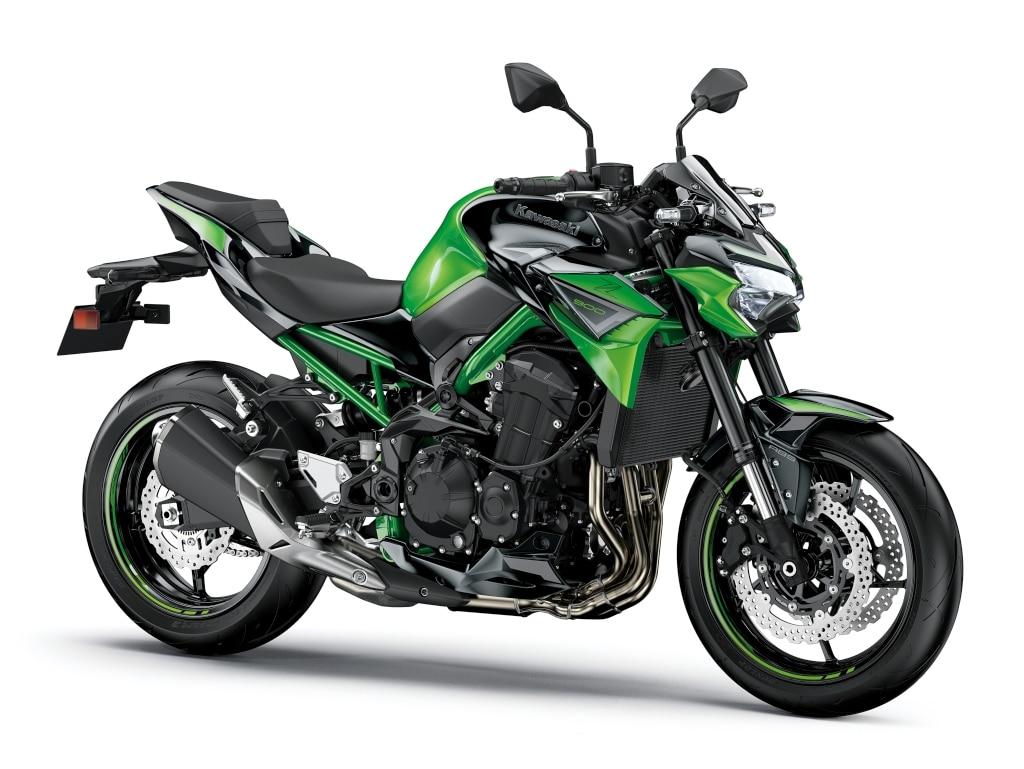 KAWASAKI Z900 2020 - Groen