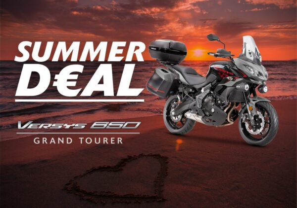 Versys 650 summer deal